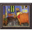 Amanti Art Vincent Van Gogh in.Bedroom at Arles, St. Remy, September 1889in. Framed Art, 20in. x 24in.