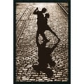Amanti Art in.The Last Dancein. Framed Print Art, 37.38in. x 25.38in.