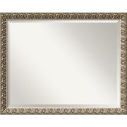 Amanti Art 30.88 x 24.88 Argento Large Wall Mirror, Champagne