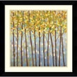 Amanti Art Libby Smart in.Glistening Tree Topsin. Framed Print Art, 26.62in. x 26.62in.