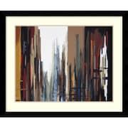 """Amanti Art Gregory Lang """"Urban Abstract No. 165"""" Framed Art, 30.62"""" x 36.62"""""""