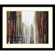 """Amanti Art Gregory Lang """"Urban Abstract No. 159"""" Framed Art, 30.62"""" x 36.62"""""""