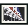 Amanti Art Steve Forney in.Martiniin. Framed Print Art, 18in. x 23in.