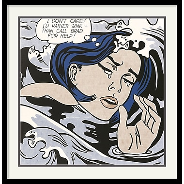 Amanti Art Roy Lichtenstein