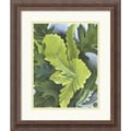 Amanti Art Georgia O'Keeffe in.Green Oak Leavesin. Framed Print Art, 18 1/4in. x 15 1/2in.