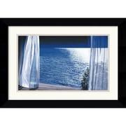 "Amanti Art Alice Dalton Brown ""Nocturne"" Framed Print Art, 18.12"" x 24.88"""
