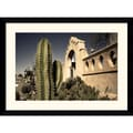Amanti Art Andy Magee in.Missionin. Framed Print Art, 28.62in. x 38.62in.