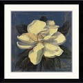 Amanti Art Curtis Parker in.Glowing Magnoliain. Framed Print Art, 32.62in. x 32.62in.
