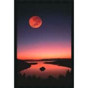 "Amanti Art ""Lake Tahoe At Night"" Framed Print Art, 37.38"" x 25.38"""