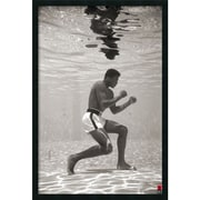 "Amanti Art ""Ali - Underwater"" Framed Art, 37.38"" x 25.38"""