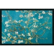 Amanti Art Van Gogh in.Almond Branches in Bloom, San Remy detail (ii)in. Framed Art, 25.38in. x 37.38in.