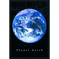 Amanti Art in.Planet Earthin. Framed Print Art, 37.38in. x 25.38in.