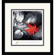 """Amanti Art """"Unique"""" Framed Print Art, 15.12"""" x 14.12"""""""