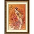 Amanti Art Chinese in.Goddess of Prosperityin. Framed Art, 31 3/4in. x 23 3/4in.