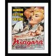 """Amanti Art """"Niagara Falls"""" Framed Print Art, 34.62"""" x 27.62"""""""