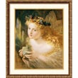 Amanti Art Sophie Gengemgre Anderson in.Fairyin. Framed Print Art, 25.88in. x 21.88in.