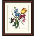 Amanti Art Jacob Lawrence in.Bouquet With Tulipa Gesnerianain. Framed Print Art, 25in. x 21in.