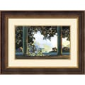 Amanti Art Maxfield Parrish in.Daybreakin. Framed Print Art, 20 1/2in. x 27 1/2in.
