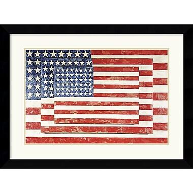 Amanti Art Jasper Johns