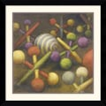 Amanti Art Jill O'Flannery in.Jacks Twoin. Framed Print Art, 31.62in. x 31.62in.