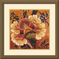 Amanti Art John Douglas in.Aurea IVin. Framed Print Art, 21.12in. x 21.12in.