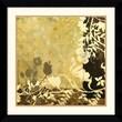 Amanti Art Kemp in.Symphony in Bronze IIin. Framed Art, 27.62in. x 27.62in.