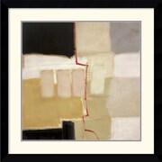 Amanti Art Craig Alan Urban Grid I Framed Art, 32.62 x 32.62