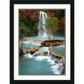 Amanti Art Andy Magee in.Havasu Paradisein. Framed Print Art, 26in. x 20in.