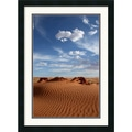 Amanti Art Andy Magee in.Desert Skyin. Framed Print Art, 26in. x 19in.