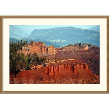 Amanti Art Andy Magee in.Cedar Breaks (Utah)in. Framed Print Art, 25in. x 35in.