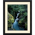 Amanti Art William Neill in.Avalanche Creekin. Framed Print Art, 37 1/2in. x 31 1/2in.