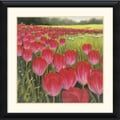 Amanti Art Karen Dupre in.Gardenscape Twoin. Framed Print Art, 33 1/2in. x 33 1/2in.