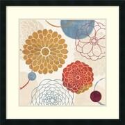 "Amanti Art Veronique Charron ""Abstract Bouquet II"" Framed Print Art, 26"" x 26"""