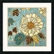 Amanti Art Wild Apple in.Sophias Flowers II Bluein. Framed Print Art, 25in. x 25in.