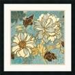 Amanti Art Wild Apple in.Sophias Flowers I Bluein. Framed Print Art, 25in. x 25in.