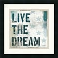 Amanti Art Mo Mullan in.American Dream I Framed Printin. Framed Print Art, 18in. x 18in.