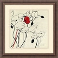 Amanti Art Shirley Novak in.Filament De Vie Iin. Framed Print Art, 18 1/4in. x 18 1/4in.