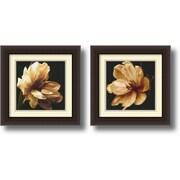 """Amanti Art Charles Britt """"Timeless Grace"""" Framed Print Art Set, 17.84"""" x 17.84"""""""
