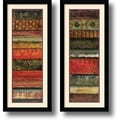 Amanti Art Douglas in.Vibrant Nuancesin. Framed Print Art Set, 42.62in. x 18.62in.