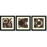 "Amanti Art Denise Duplock ""Circa Cibonne Como"" Framed Art Set, 18"" x 18"""