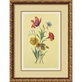 Amanti Art in.Botanical Bouquet Iin. Framed Print Art, 21.88in. x 16.62in.