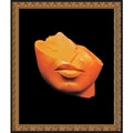 Amanti Art in.Pharaohs of the Sun: Fragment of a Head of...in. Framed Print Art, 27.12in. x 22.88in.