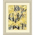 Amanti Art H. Alves in.Early Spring IIin. Framed Print Art, 34.38in. x 28.38in.