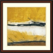 "Amanti Art Niro Vasali ""Venture I"" Framed Art, 33"" x 33"""