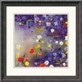 Amanti Art Aleah Koury in.Gardens in the Mist Xin. Framed Print Art, 18 1/4in. x 18 1/4in.