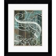 "Amanti Art Mick Gronek ""Spindrift"" Framed Art, 23.25"" x 20.38"""
