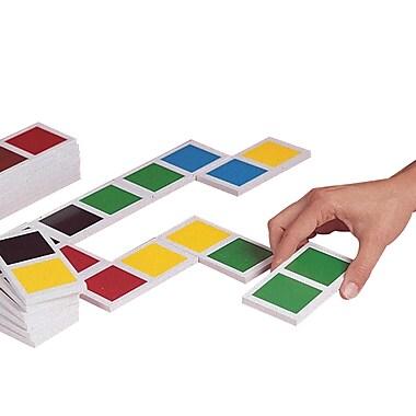 S&S® Jumbo Color Dominoes