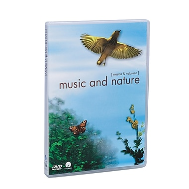 S&S® Music and Nature DVD