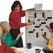 S&S® Set 2 Puzzles, Giant Crossword