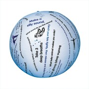 S&S® Toss 'n Talk-About® RelaXation Ball
